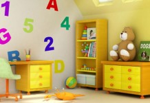Allergy Free Kids Room