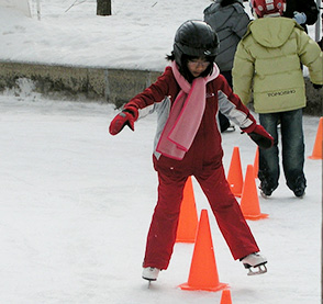 Learn to Skate Toronto waterfront
