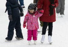Learn to Skate at Harbourfront Centre
