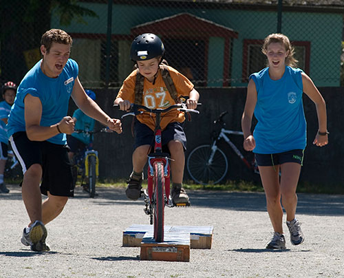 Bike Camp and lessons