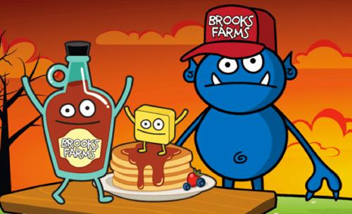 Brooks Farms Maple Syrup Festival