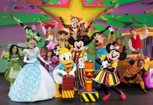 Mickeys rockin road show review