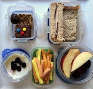 Kids School lunches