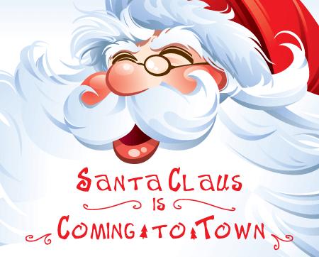 Keswick Santa Claus Parade