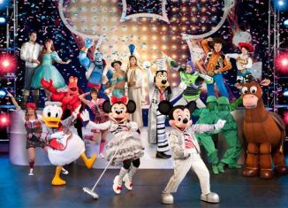 Win tickets to Disney Live