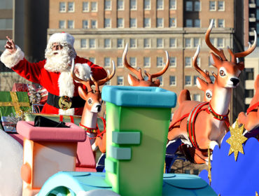 Santa Claus Parade Schedules GTA
