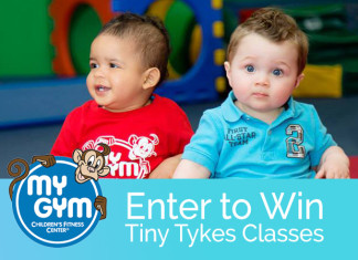 Enter to win Tiny Tykes classes