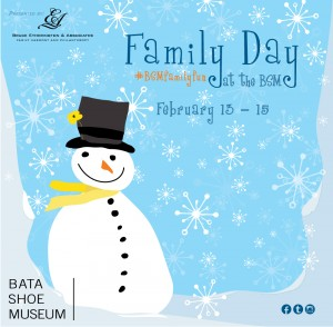 Family Day at the Bata Show Museum