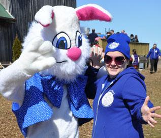 Easter Egg Hunt Brooks Farms Mount Albert