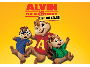 Alvin and the Chipmunks Live on Stage