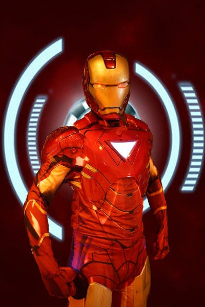 Iron Man at your Party