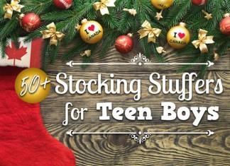 Stocking Stuffers Ideas for Teen Boys