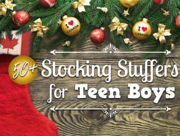 Stocking Stuffers Ideas for Teen Boys