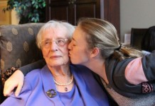 Grandma's 100th Birthday