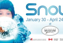SNOW the exhibit at the Markham Museum