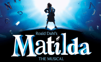Matilda the Musical at the Ed mirvish Theatre