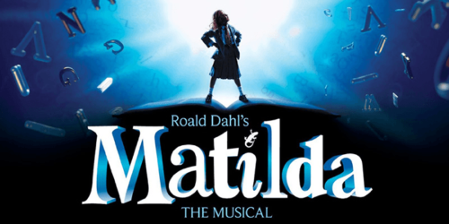 Matilda the Musical at the Ed mirvish Theatre
