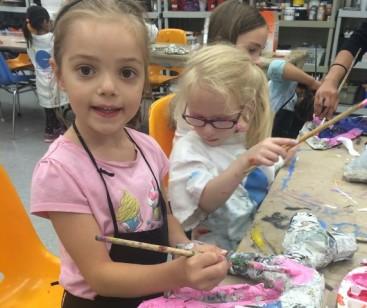 Art Program for ages 4-8 in Stouffville