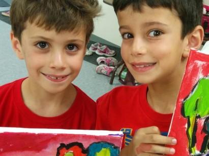 Budding Artists Program