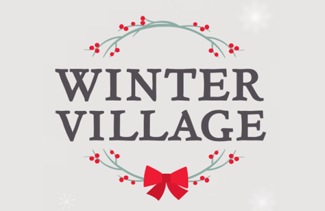 Evergreen Winter Village