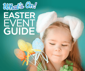 Easter Events Banner