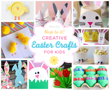 Creative Easter Crafts for Kids