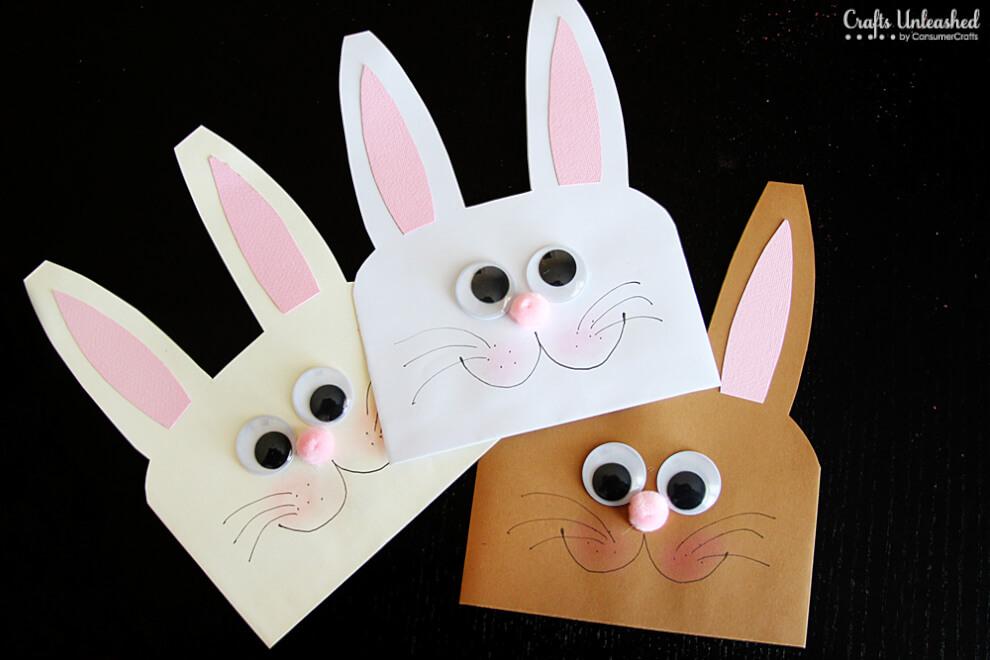 Easter Treat Envelopes