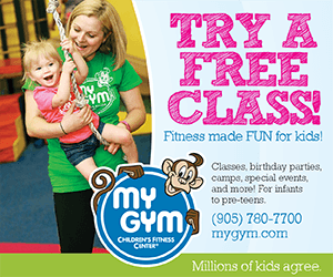 My Gym Markham Richmond Hill Free Class