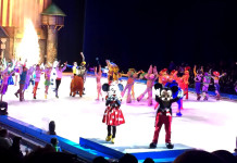 Disney on Ice at the Rogers Centre over March Break