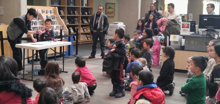 Magic shows for parties and events
