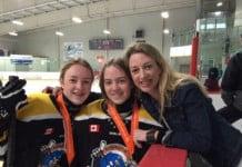 Julie Cole Hockey Mom