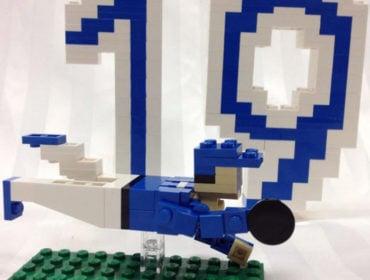 Blue Jays LEGO creations 19
