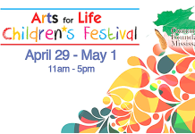 Arts for Life Children's Festival