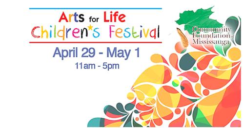 Arts for Life Children's Festival
