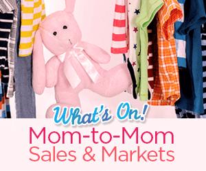 Mom-to-mom sales