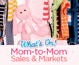 Mom-to-mom sales