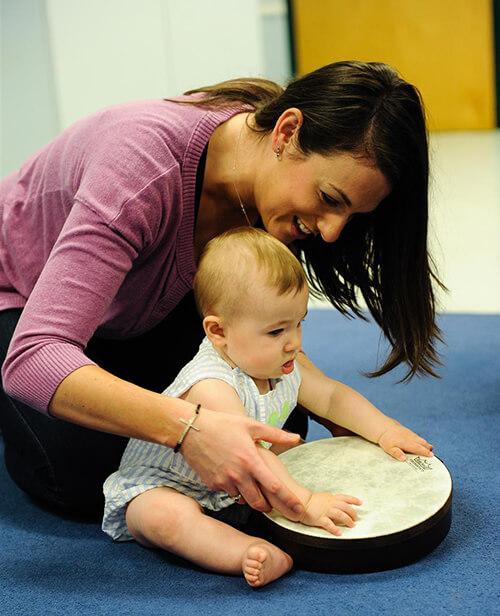 Infant music classes richmond hill