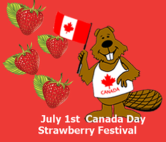 Caledon Canada Day Strawberry Festival