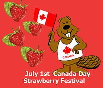 Caledon Canada Day Strawberry Festival
