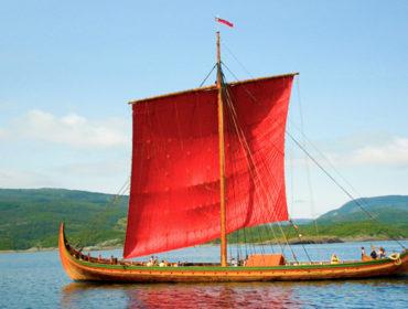 Viking Ship in Toronto