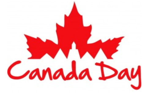 Canada Day at Blue