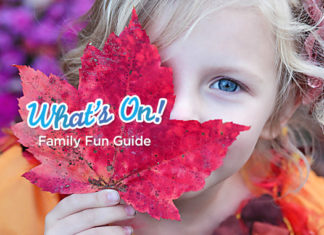 What's ON Weekend guide for GTA families