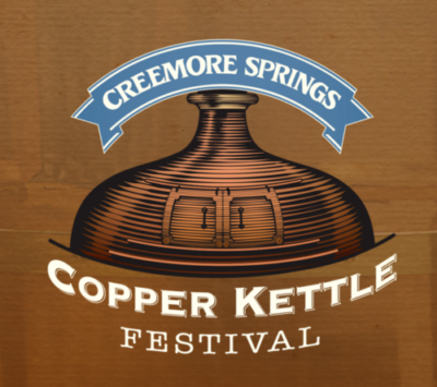Creemore Springs Copper Kettle Festival