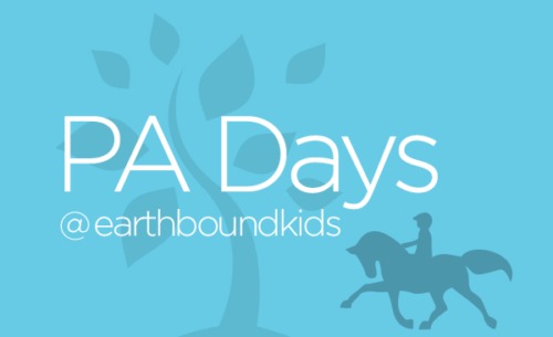 Earthbound Kids PA Day Camps