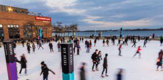 Natrel Rink at Harbourfront Centre