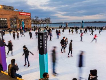 Natrel Rink at Harbourfront Centre