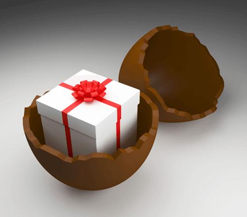Blind Egg Box