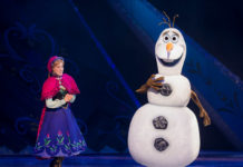 Anna and Olaf Dream Big