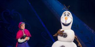 Anna and Olaf Dream Big