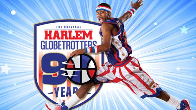 Harlem Globe Trotters Tour